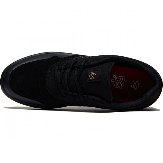 eS Swift Shoes - Black/Black - 8.0