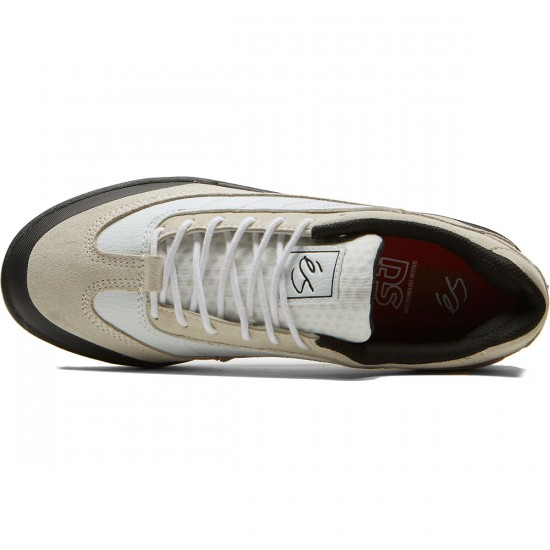eS SLB 97 Shoes - White/Black - 10.0