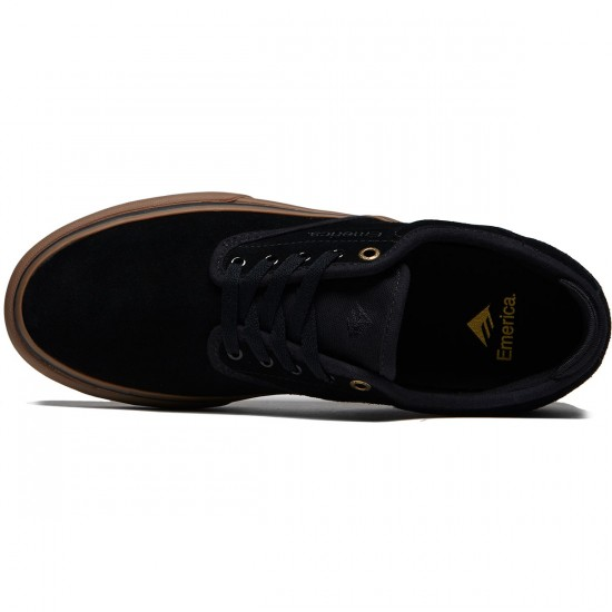 Emerica Wino G6 Shoes - Black/Gum - 8.0