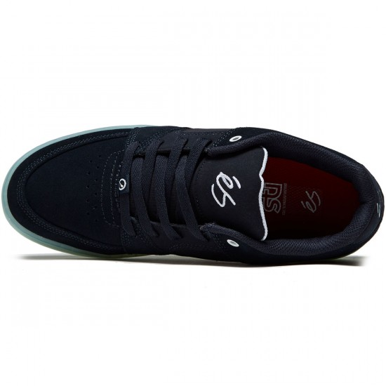 eS Accel Slim Shoes - Navy/Blue/White