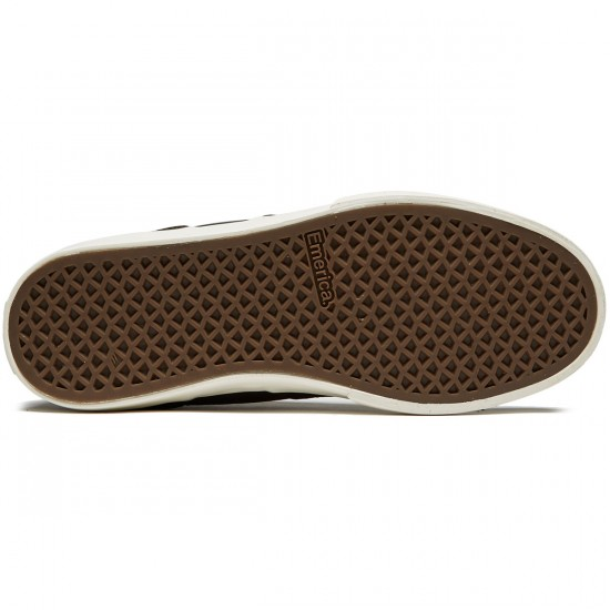 Emerica Provost Slim Vulc Shoes - Brown - 8.0