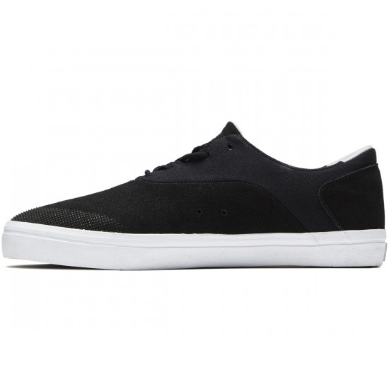 eS Arc Shoes - Black/Dark Grey - 8.5