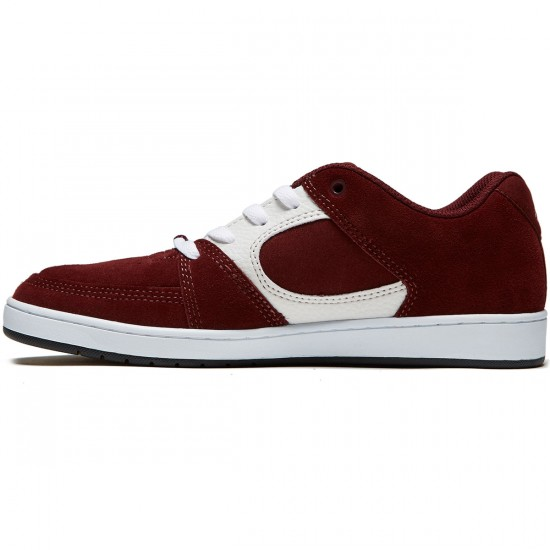 eS X Tres Accel Slim Shoes - Red/White/Black - 10.0