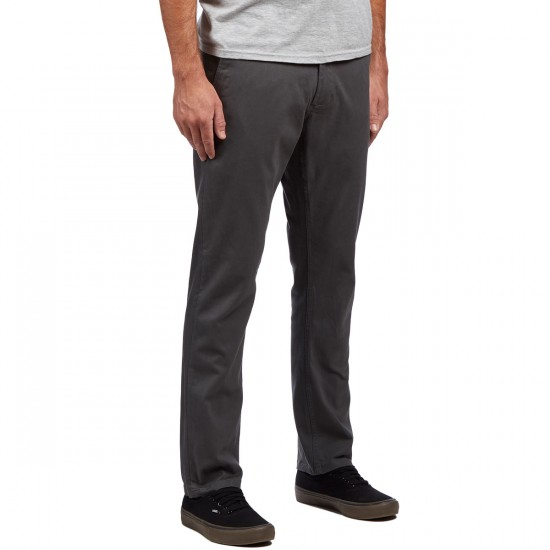 Obey Working Man II Pants - Graphite - 30 - 32