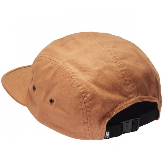 Obey Tomas 5 Panel Hat - Light Khaki