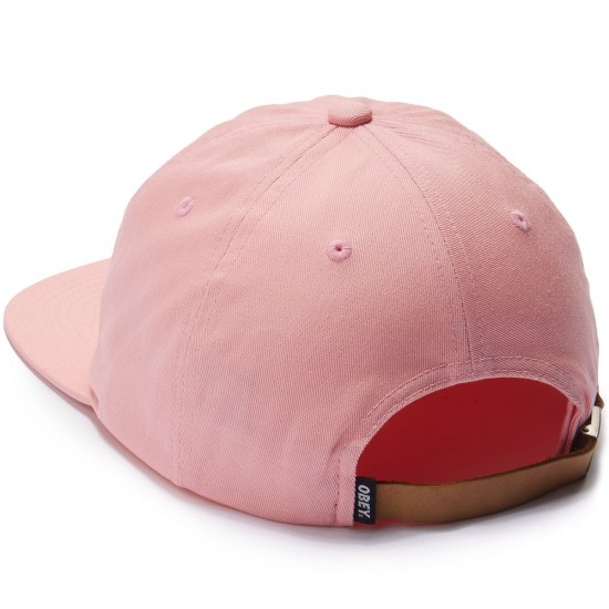 Obey Bunt II Hat - Pink