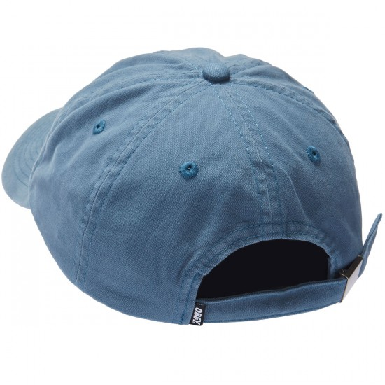 Obey Lemont 6 Panel Hat - Teal