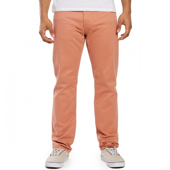 Obey New Threat III Twill Pants - Rose