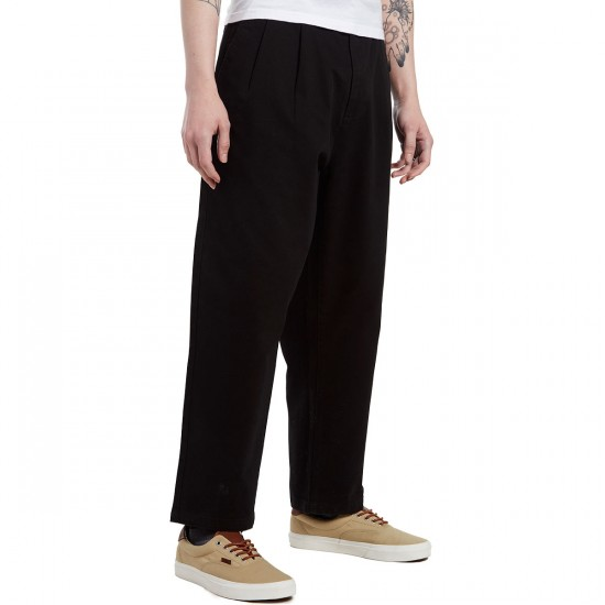 Obey Fubar Big Fits Pants - Black - 30 - 32