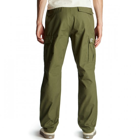 Obey Recon Cargo Pants - Army - 30 - 32