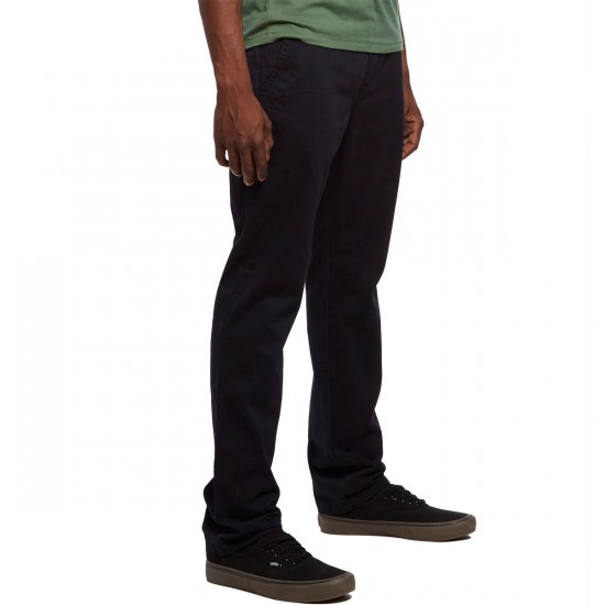 Vans Excerpt Chino Pants - New Mushroom Brown II - 36 - 32