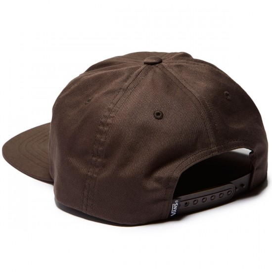 Vans Misfire Unstructured Hat - Demitasse