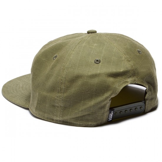 Vans Swinley Unstructured Hat - Grape Leaf