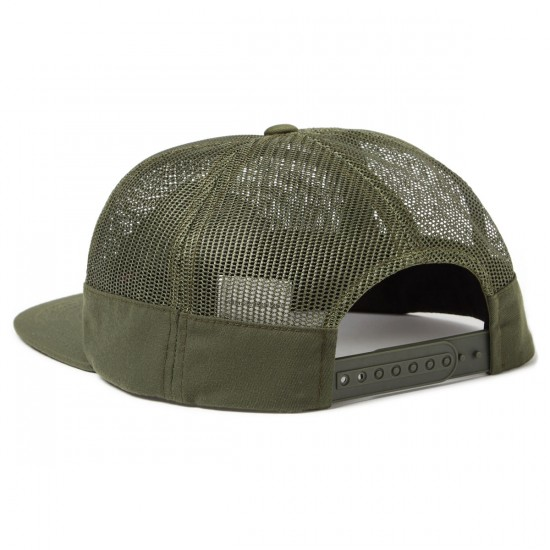 Volcom Bivision Hat - Army Green Combo