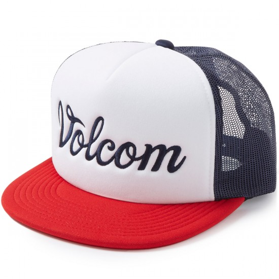 Volcom Mack Cheese Hat - Navy