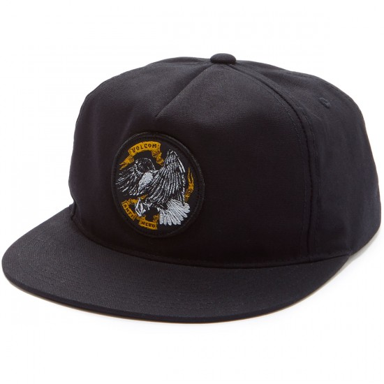 Volcom X Anti-hero Descend Hat - Black