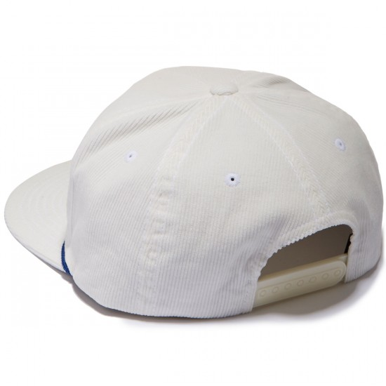 Volcom Stone Wing Hat - Paint White