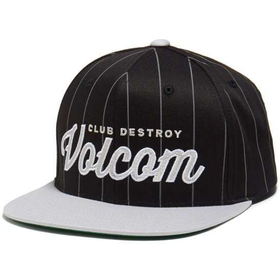 Volcom Fresh Starter Hat - Black