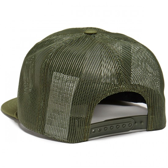 Volcom Patch Panel Hat - Military