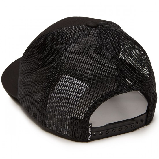 Volcom Full Stone Cheese Hat - New Black