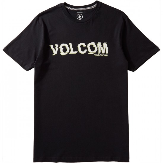 Volcom Warp T-Shirt - Black
