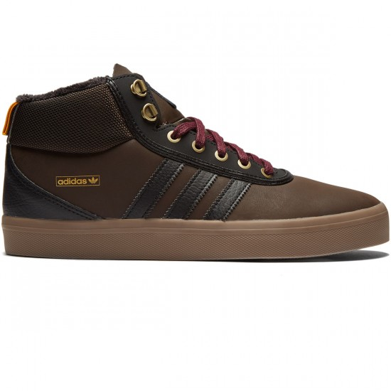 Adidas Adi-Trek Shoes - Brown/Black/Maroon - 8.0