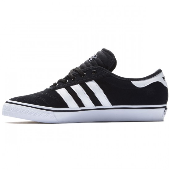 Adidas Adi-Ease Premiere Shoes - Black/White/White - 7.0