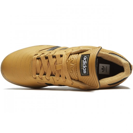 Adidas Busenitz Shoes - Mesa/Black/Gum - 8.0