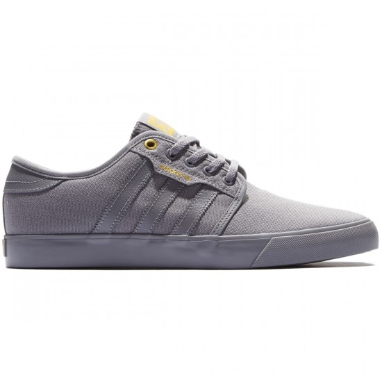 Adidas Seeley Shoes - Charcoal/Grey - 8.5