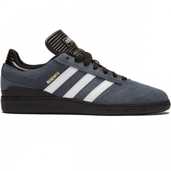 Adidas Busenitz Shoes - Onix/White/Black - 9.0