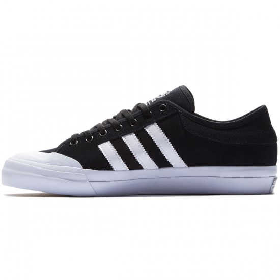 Adidas Matchcourt Shoes - Black/White/White - 7.0