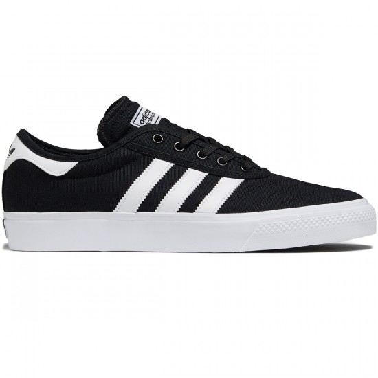 Adidas Adi-Ease Premiere Shoes - Black/White/Gum