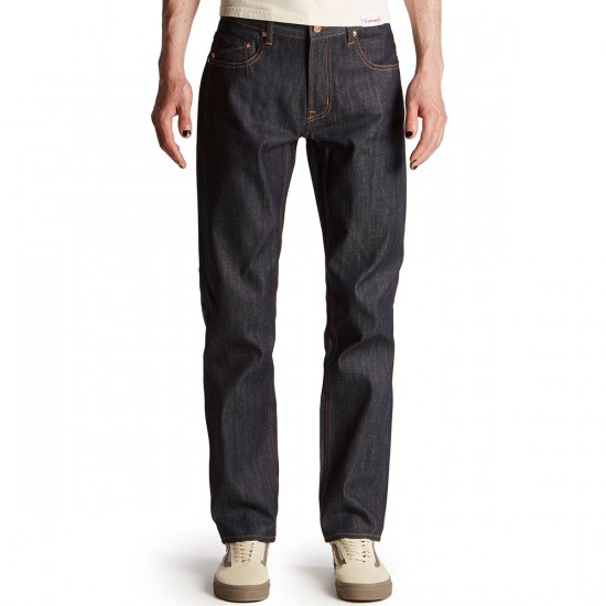LRG RC True Tapered Fit Jeans - Raw Indigo