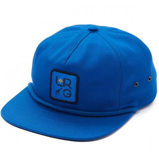 LRG Coastal Snapback Hat - Blue