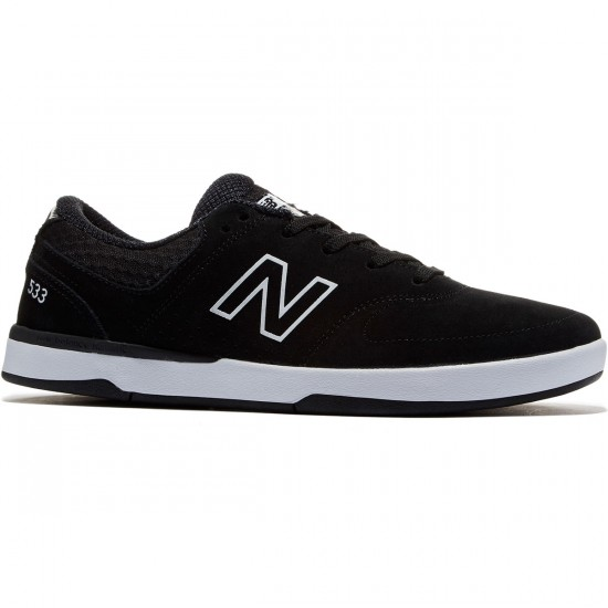 New Balance PJ Stratford 533 Shoes - Black - 8.0
