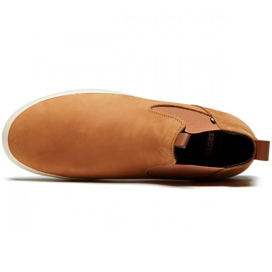 Globe Dover Shoes - Toffee FG - 8.0