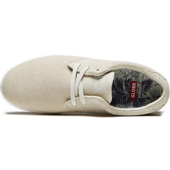Globe Willow Shoes - Oatmeal - 8.0