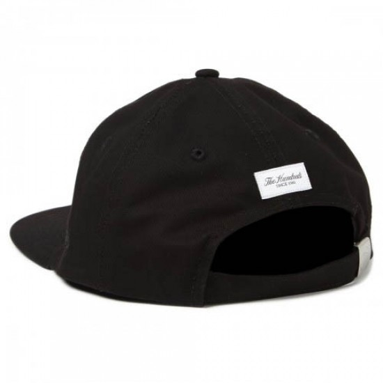 The Hundreds Sane New Era Snapback Hat - Black