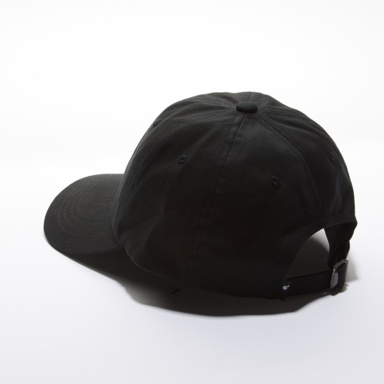 The Hundreds Amaryl Strapback Hat - Black