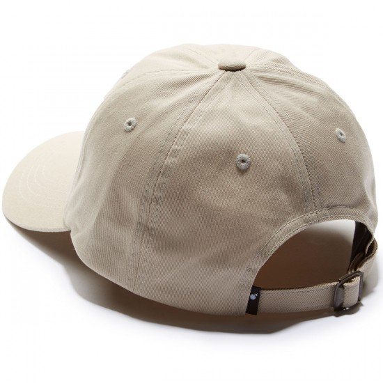 The Hundreds Amaryl Strapback Hat - Off White