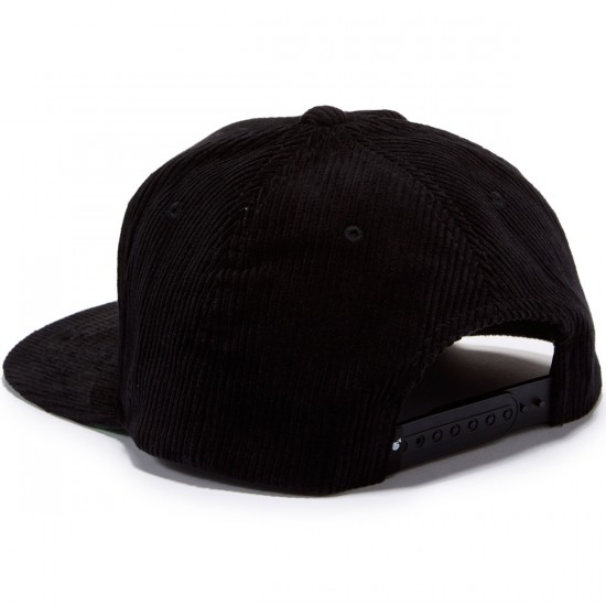 The Hundreds Dime Snapback Fall 2016 Hat - Black