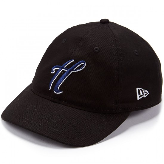 The Hundreds Maker Strapback Hat - Black