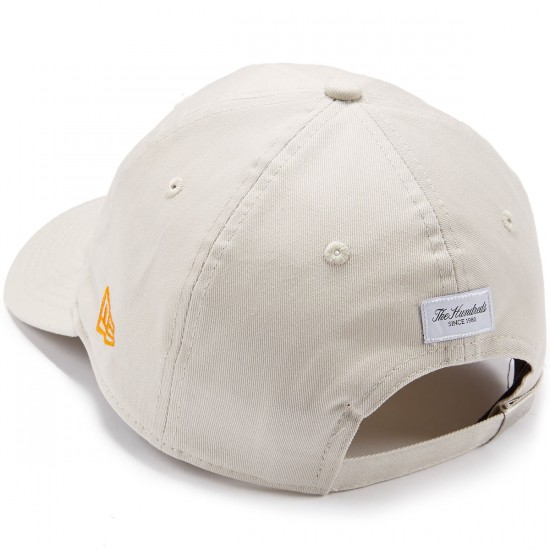 The Hundreds Maker Strapback Hat - Off White