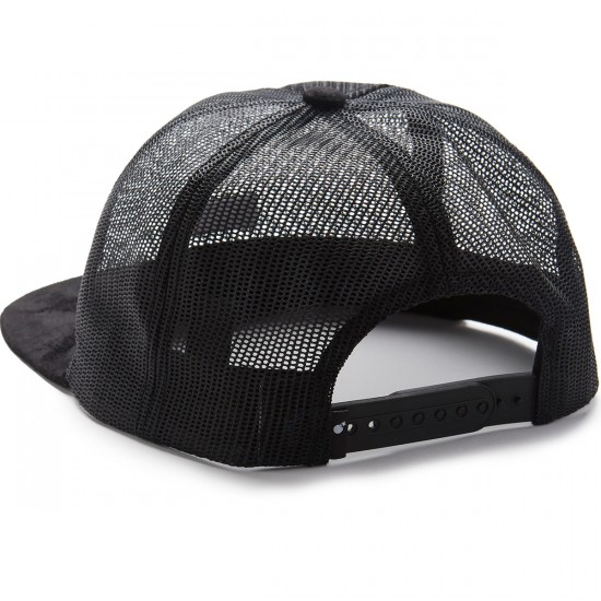 The Hundreds Core Snapback Hat - Black