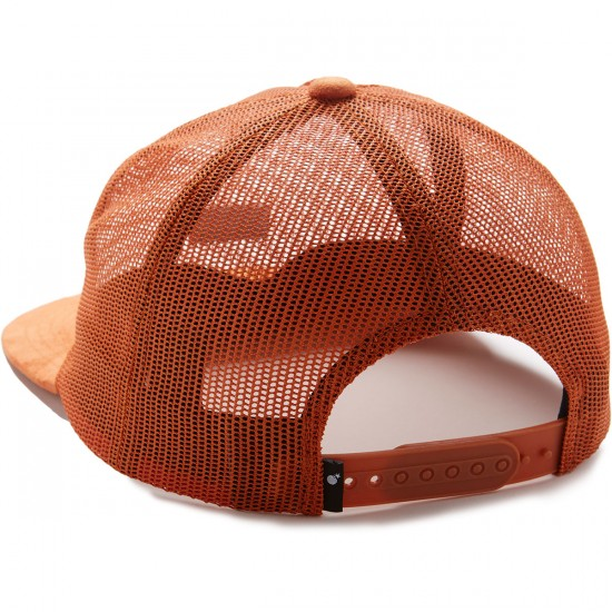The Hundreds Core Snapback Hat - Orange