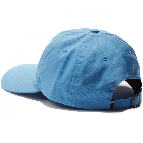 The Hundreds Rich Strapback Hat - Blue