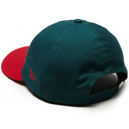 The Hundreds Slant NE 2920 Strapback Hat - Blue