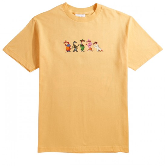 The Hundreds X Roger Rabbit Weasels Row T-Shirt - Squash