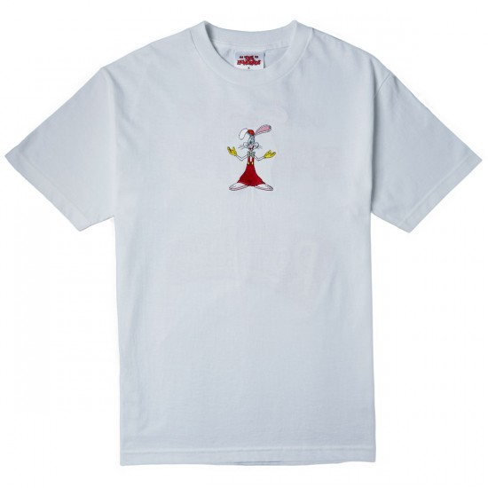 The Hundreds X Roger Rabbit T-Shirt - White