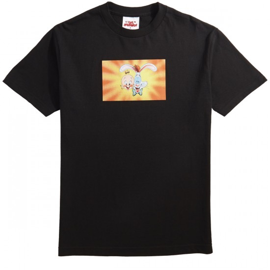 The Hundreds X Roger Rabbit Showcase T-Shirt - Black